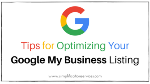 4 Tips to Optimize a Google My Business Listing